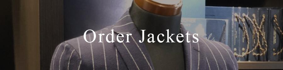 Order Jackets